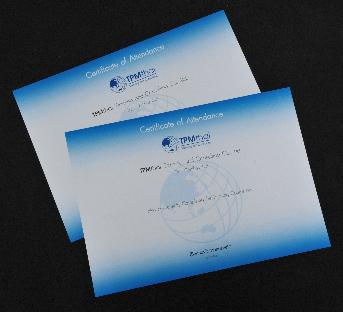 Art Paper 230 g (PP) , Print Black and Blue colors