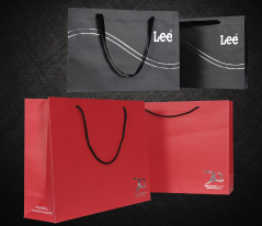 Sample Luxury Paper Bag and Economy Paper Bag for your selection<p>